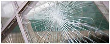 Hillingdon Smashed Glass